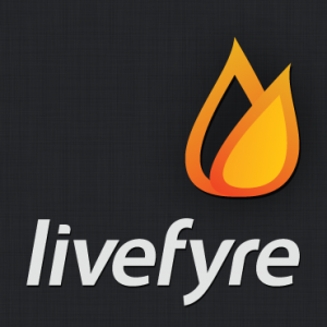 Commenting with Livefyre