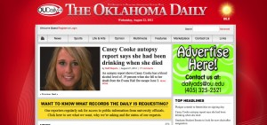 Student Media Criticized After Linking to Autopsy Report