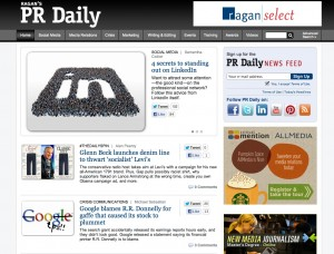 Blog Worth Reading: Ragan's PR Daily
