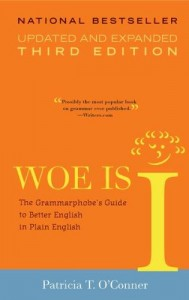 Book Review: Woe Is I