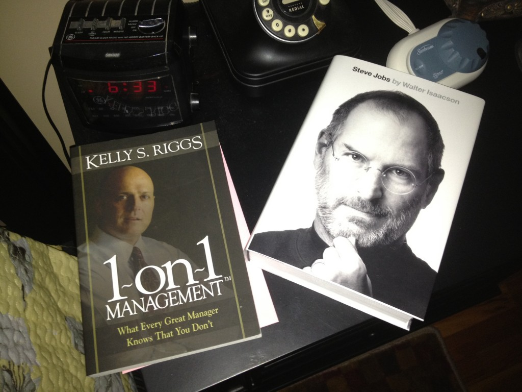 Book Review: Biography of Steve Jobs