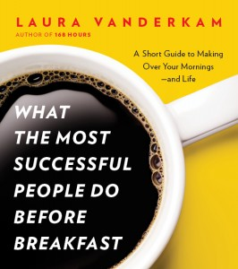 Book Review: What the Most Successful People Do Before Breakfast #100Books
