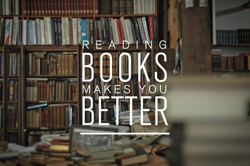 Books Make You Better