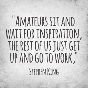 Quotables: Stephen King on Motivation