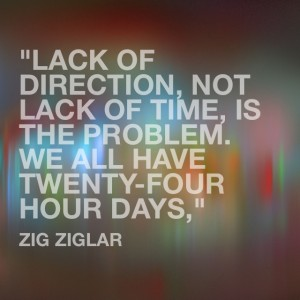 Quotable: Zig Ziglar on Productivity