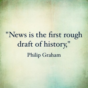 Quotable: Graham on News