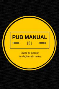 Pub Manual logo