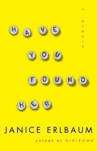 Book Review: Have You Found Her
