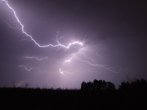 Nerd Note: Lightning or Lightening?