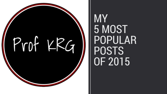 5 top posts of 2015