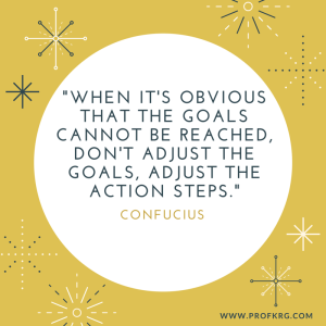Quotable: Confucius on Attaining Goals