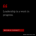 Quotable: Michele Cushatt on Leadership