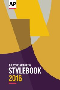 June Means AP Stylebook Changes