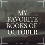 My Favorite Books of October