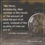 Quotable: Arianna Huffington on Work