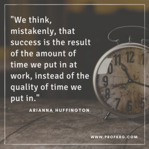 Quotable: Arianna Huffington on Work