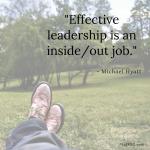Quotable: Michael Hyatt on Leadership