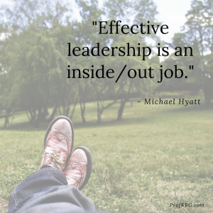 Quotable: Michael Hyatt on Leadership