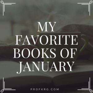 My Favorite Books of January