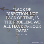 Quotable: Zig Ziglar on Productivity