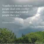 Quotable: Stephen Moyer on Conflict