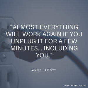 Quotable: Lamott on Resetting