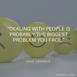Quotable: Dale Carnegie on People
