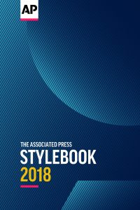 Do You Have Your New Stylebook Yet?
