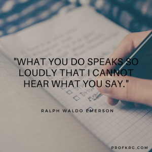 Quotable: Ralph Waldo Emerson on Action