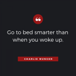 Quotable: Charlie Munger on Learning