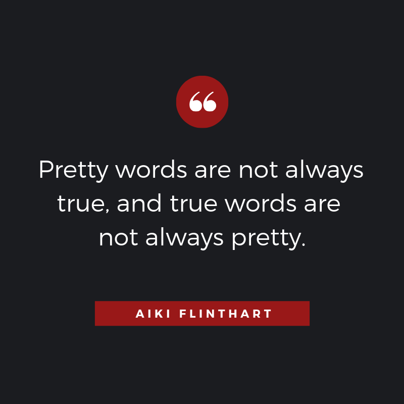 AIKI FLINTHART quotes