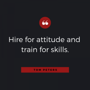 Quotable: Peters on Hiring