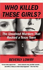 Who Killed These Girls